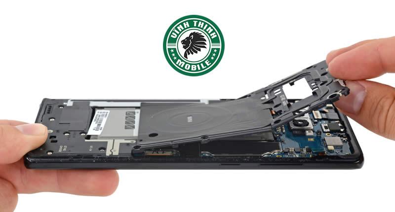 Những lưu ý cần thiết để thay mặt kính Samsung Galaxy Note 8 đạt chất lượng tốt nhất