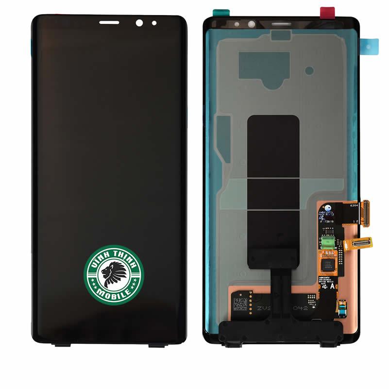 Màn hình - mặt kính Samsung Galaxy Note 8 zin chuẩn