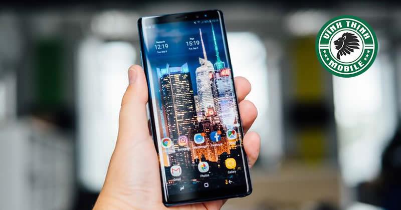 Thay mặt kính Samsung Galaxy Note 8 tại Sửa Chữa Vĩnh Thịnh