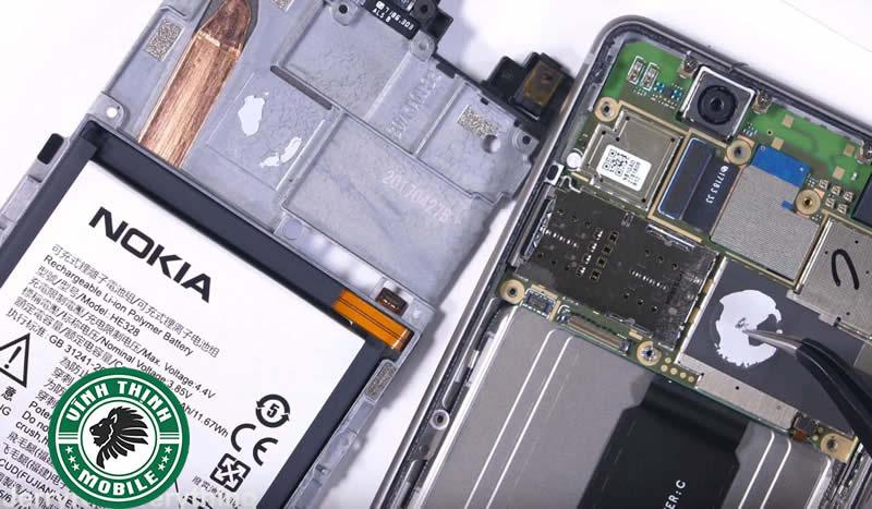 Quy trình thay mặt kính Nokia 3.1