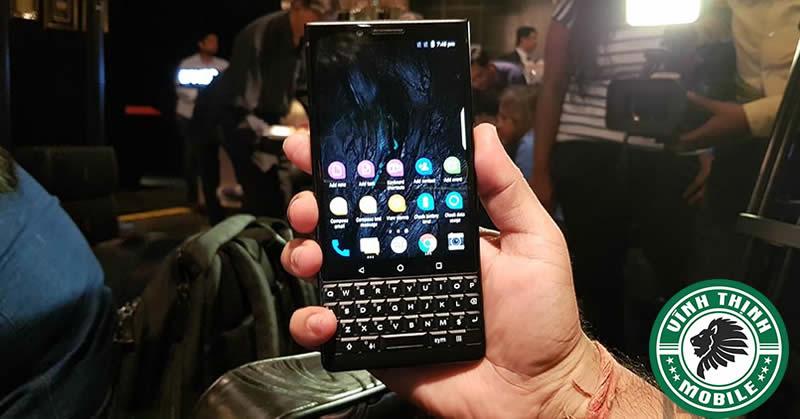 Thay màn hình Blackberry Key2 tại Sửa Chữa Vĩnh Thịnh