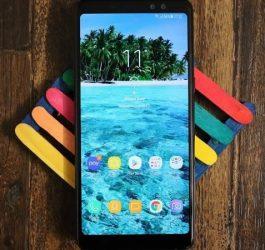 Thay màn hình Samsung Galaxy A8 Star tại Sửa chữa Vĩnh Thịnh