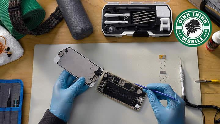 Học nghề sửa chữa điện thoại tại Sửa Chữa Vĩnh Thịnh