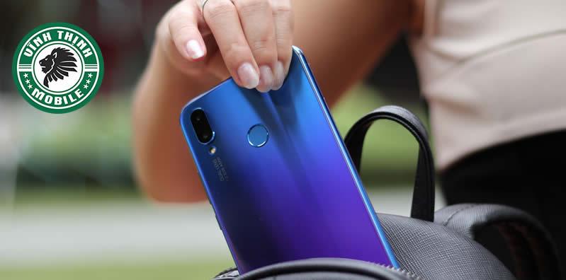 Lưu ý khi thay nắp lưng Huawei Nova 3i
