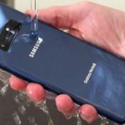 Sửa Samsung Galaxy Note 8 vô nước