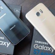 Sửa Samsung Galaxy S7 Edge lỗi cảm biến