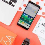 Thay màn hình Xiaomi Redmi 6A