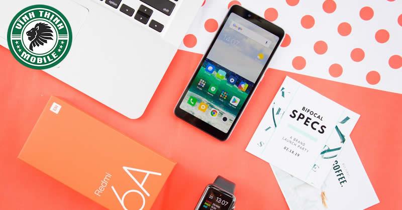 Thay màn hình Xiaomi Redmi 6A tại Sửa Chữa Vĩnh Thịnh