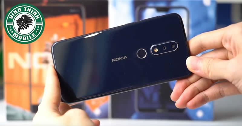 Thay nắp lưng Nokia X6 tại Sửa Chữa Vĩnh Thịnh