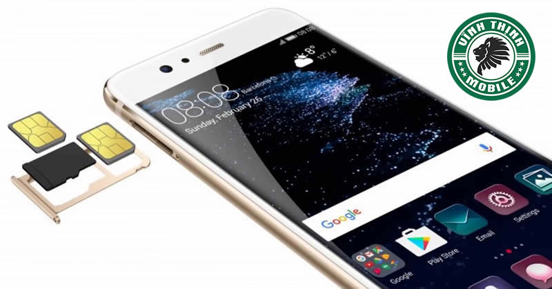 Thay ổ sim Huawei P10 Plus tại Sửa Chữa Vĩnh Thịnh