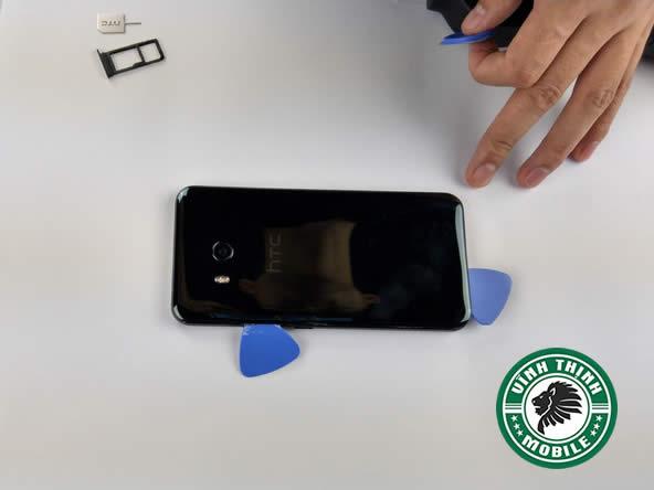 Lưu ý cần thiết khi thay cảm biến vân tay HTC U11 ?