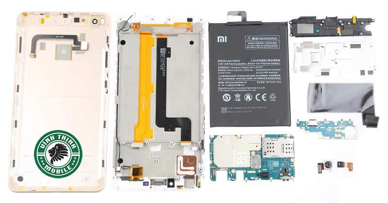 Quy trình thay mặt kính Xiaomi Mi Mix 3