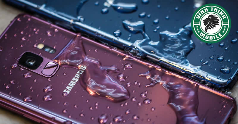 Sửa điện thoại Samsung vô nước tại Sửa Chữa Vĩnh Thịnh
