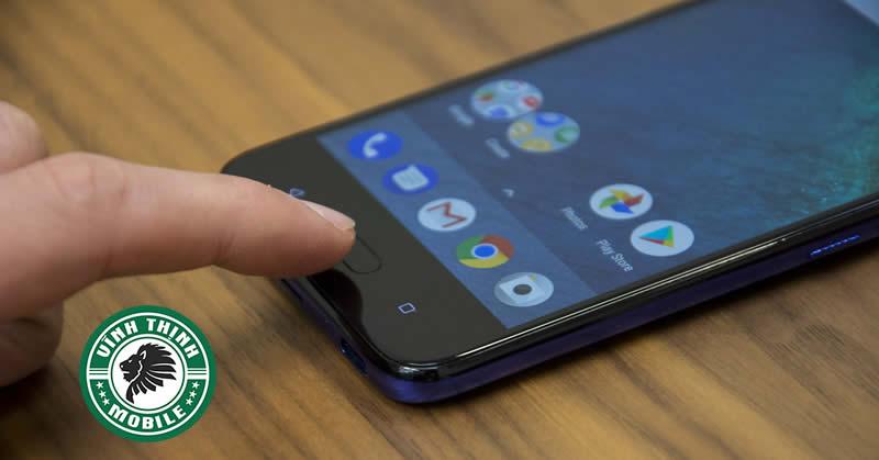 Thay cảm biến vân tay HTC U11 tại Sửa Chữa Vĩnh Thịnh