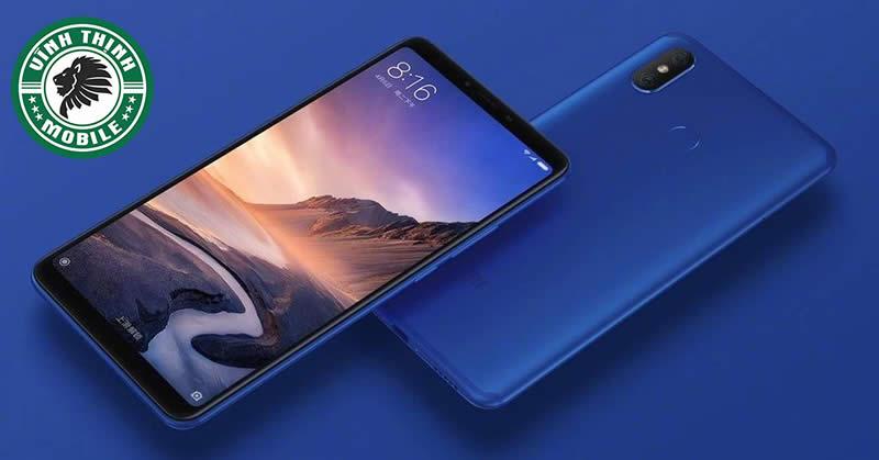 Thay mặt kính Xiaomi Mi Max 3 tại Sửa Chữa Vĩnh Thịnh