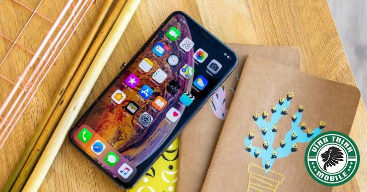 Bán - Phân phối mặt kính iPhone XS giá tốt nhất