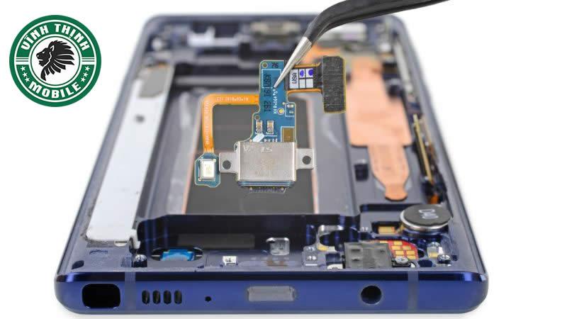 Lưu ý thay mặt kính Samsung Galaxy Note 9