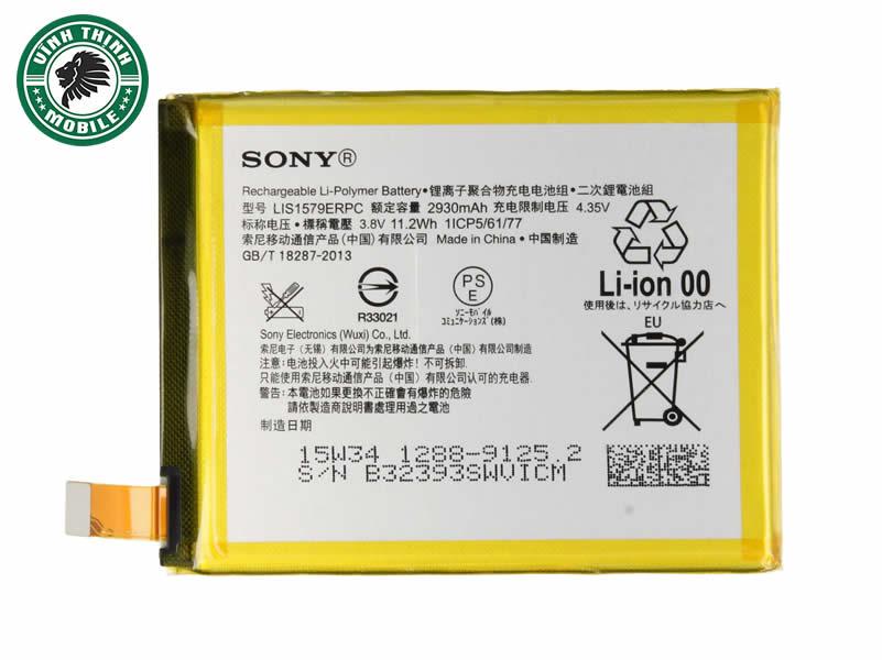 Pin Sony C5 Ultra zin chính hãng