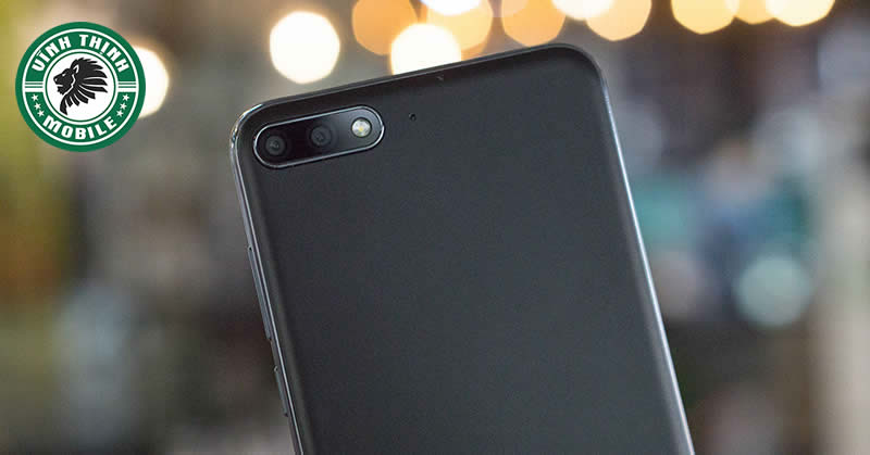 Thay mặt kính camera Huawei Y7 Pro