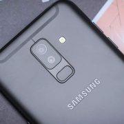 Thay mặt kính camera Samsung A6