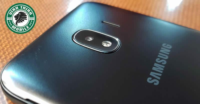 Thay mặt kính camera Samsung Galaxy J4 tại Sửa Chữa Vĩnh Thịnh