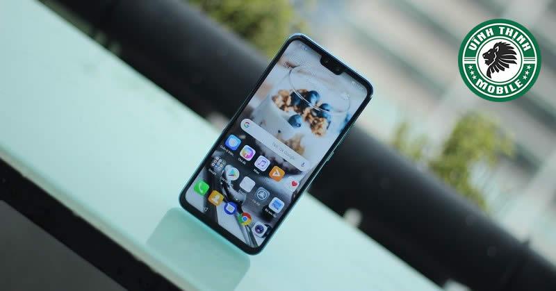 Thay mặt kính Huawei Y9 tại Sửa Chữa Vĩnh Thịnh
