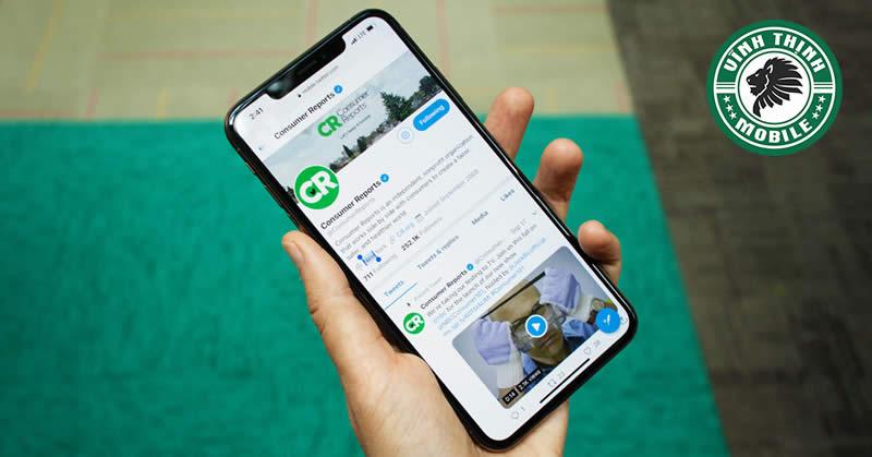 Thay mặt kính iPhone XS tại Sửa Chữa Vĩnh Thịnh