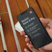 Thay mặt kính Xiaomi Redmi Note 6 Pro tại Sửa Chữa Vĩnh Thịnh