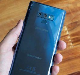 Thay nắp lưng Samsung Galaxy Note 9
