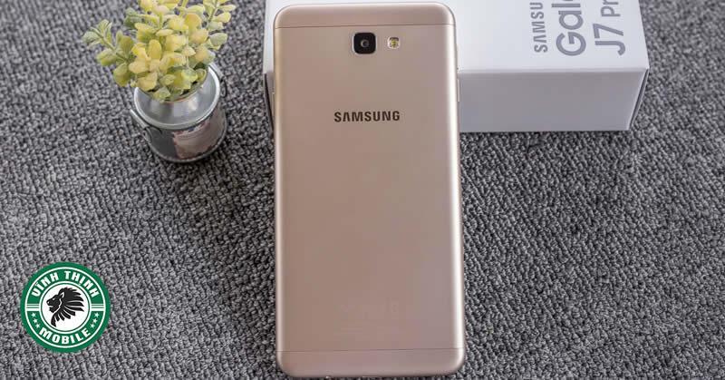 Thay pin Samsung Galaxy J7 Prime tại Sửa Chữa Vĩnh Thịnh