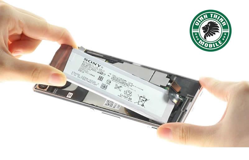 Lưu ý thay main Sony M5 ?