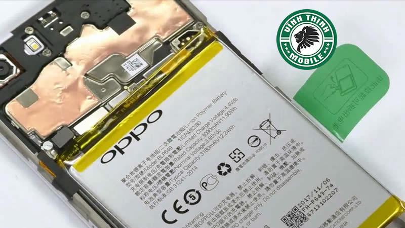 Lưu ý thay pin Oppo A83 tại Sửa Chữa Vĩnh Thịnh