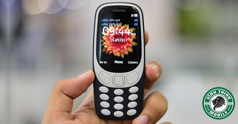 Sửa Nokia 3310 tại Sửa Chữa Vĩnh Thịnh