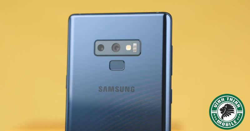 Thay mặt kính camera Samsung Galaxy Note 9