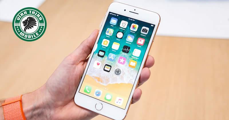 Thay mặt kính iPhone 8 Plus tại Sửa Chữa Vĩnh Thịnh