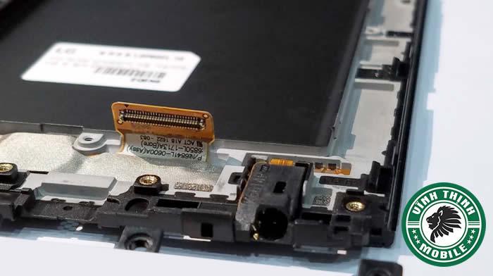 Lưu ý sửa LG V20 tối màn hình