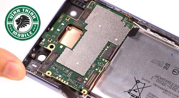 Lưu ý thay mặt kính camera Sony XA