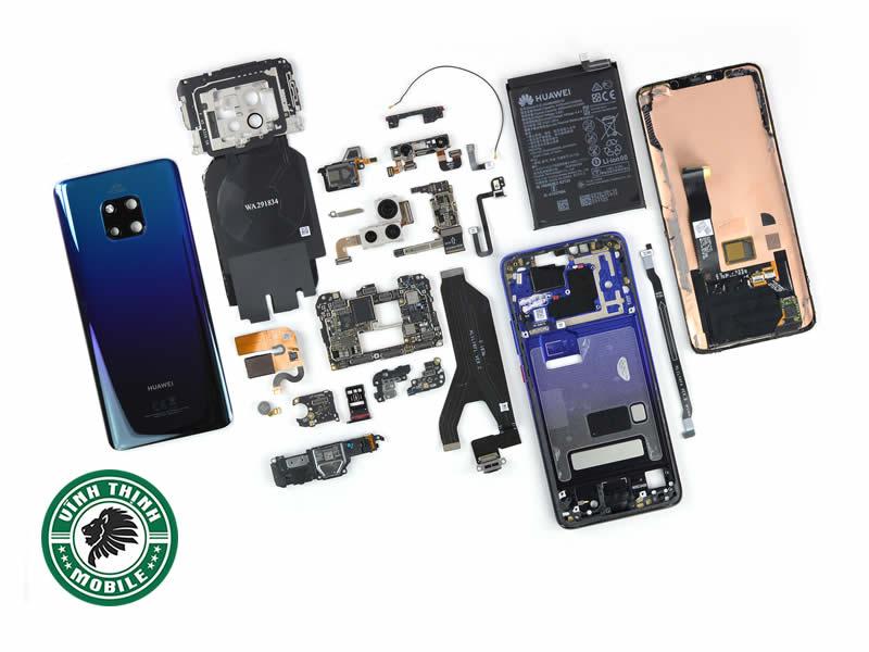 Lưu ý thay nắp lưng Huawei Mate 20 Pro tại Sửa Chữa Vĩnh Thịnh