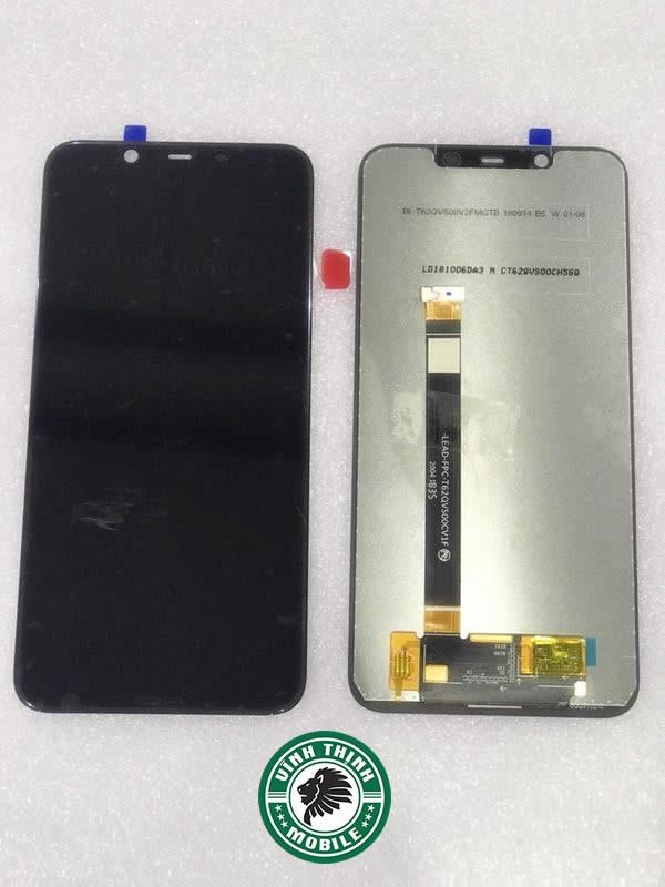 Cấu tạo màn hình Nokia X7 (Nokia 7.1 Plus)