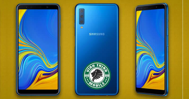 Vì sao trung tâm bảo hành chính hãng không thay mặt kính Samsung A7 2018