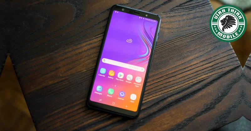 Thay mặt kính Samsung A7 2018 tại Sửa Chữa Vĩnh Thịnh
