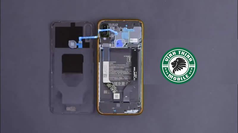 Lưu ý thay mặt kính Xiaomi Redmi Note 7