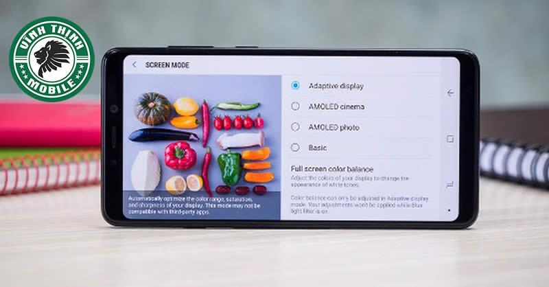 Thay màn hình Samsung A9 2018 tại Sửa Chữa Vĩnh Thịnh