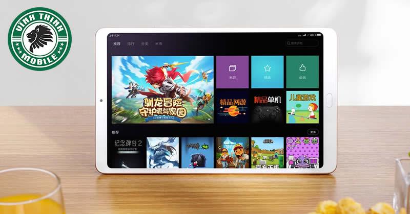 Thay mặt kính Xiaomi MiPad 4 tại Sửa Chữa Vĩnh Thịnh
