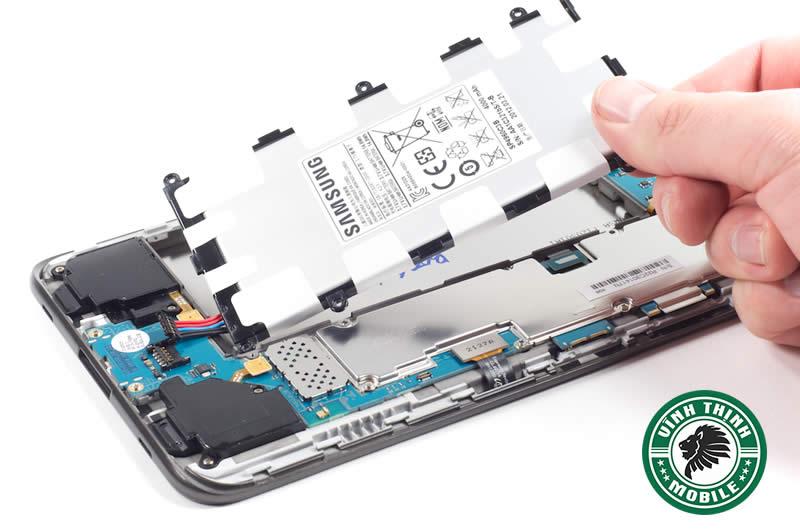 Lưu ý cần thiết khi sửa máy tính bảng Samsung