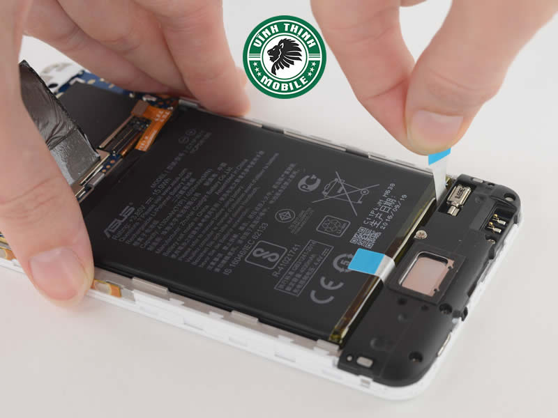 Lưu ý thay mặt kính Zenfone 3s Max