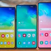Bán mặt kính Samsung Galaxy S10, Samsung Galaxy S10 Plus, Samsung Galaxy S10e