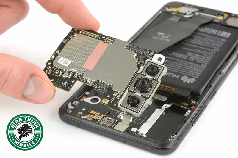 Giải pháp sửa điện thoại Huawei vô nước ?