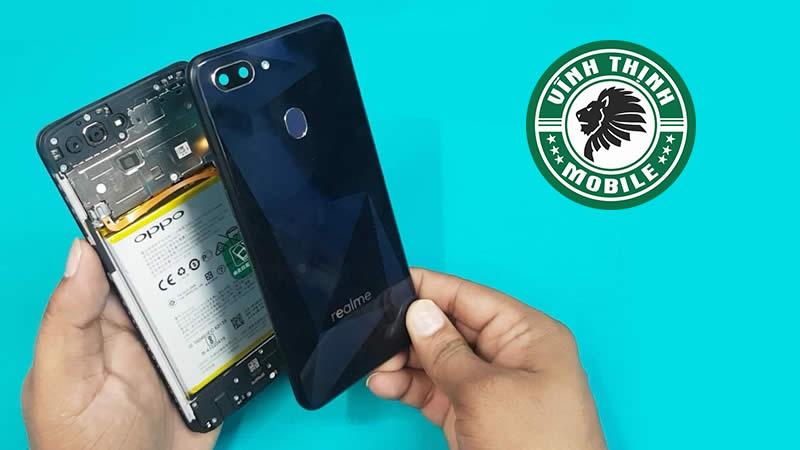 Giải pháp sửa điện thoại Realme ?