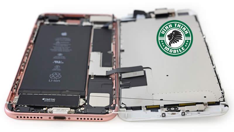 Lưu ý sửa iPhone 7, 7 Plus mất sóng